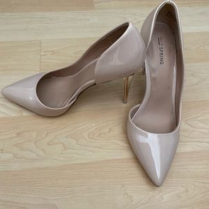 Call it Spring Thaoven heels